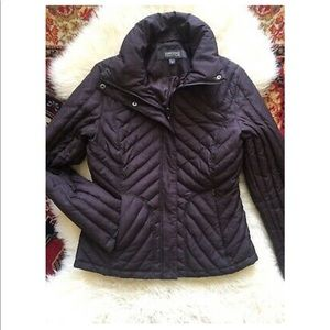 Kenneth Cole quilted jacket